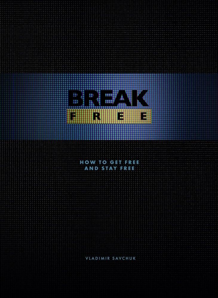 Break Free English Cover