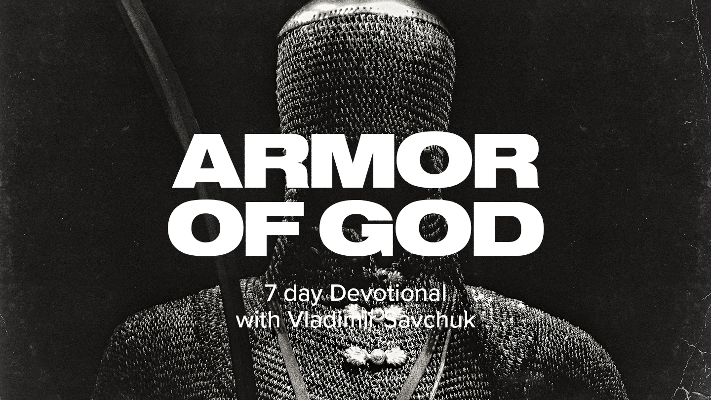 Reading Plan - Armor of God