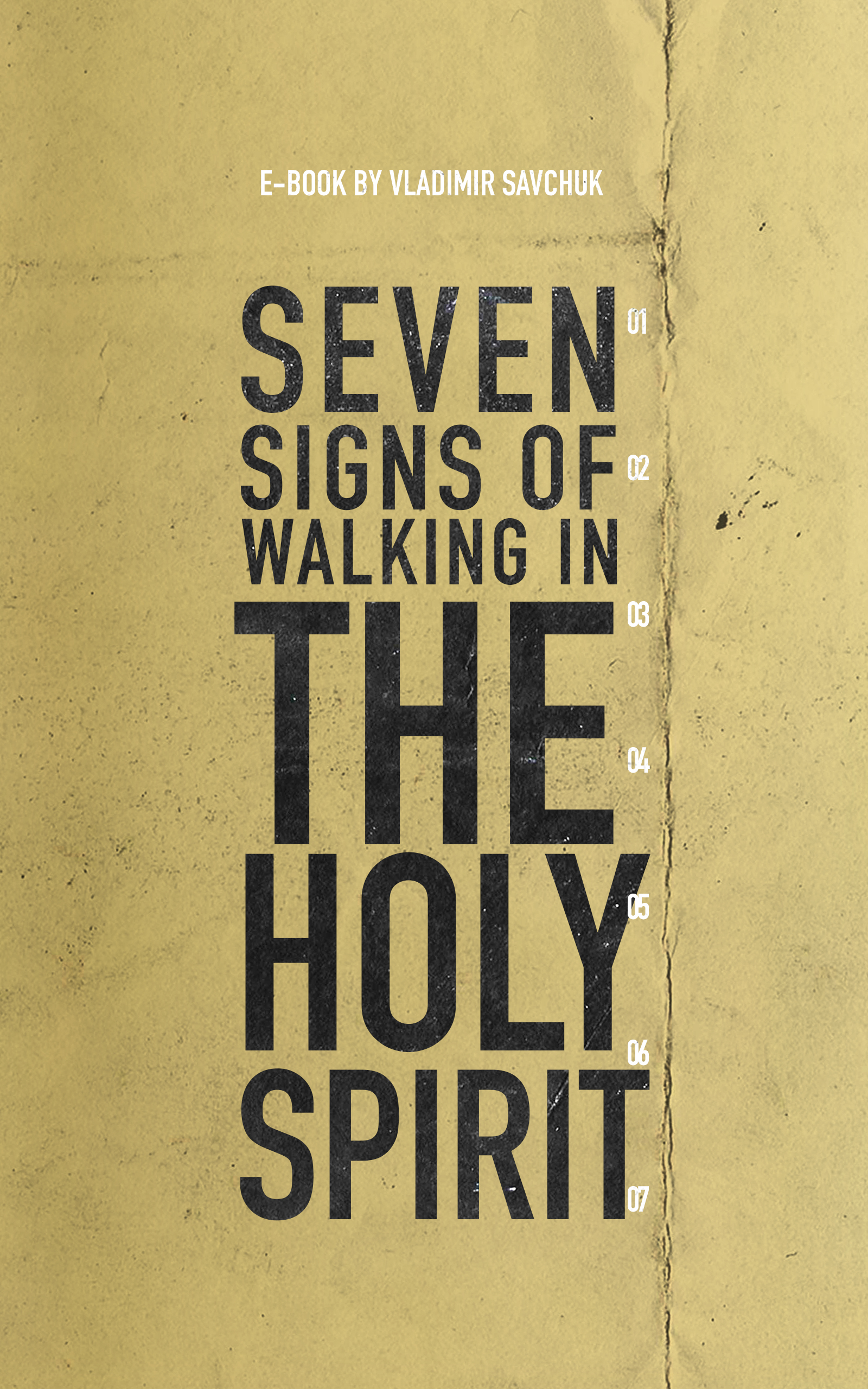 Seven Signs of Walking in the Holy Spirit (eBook)