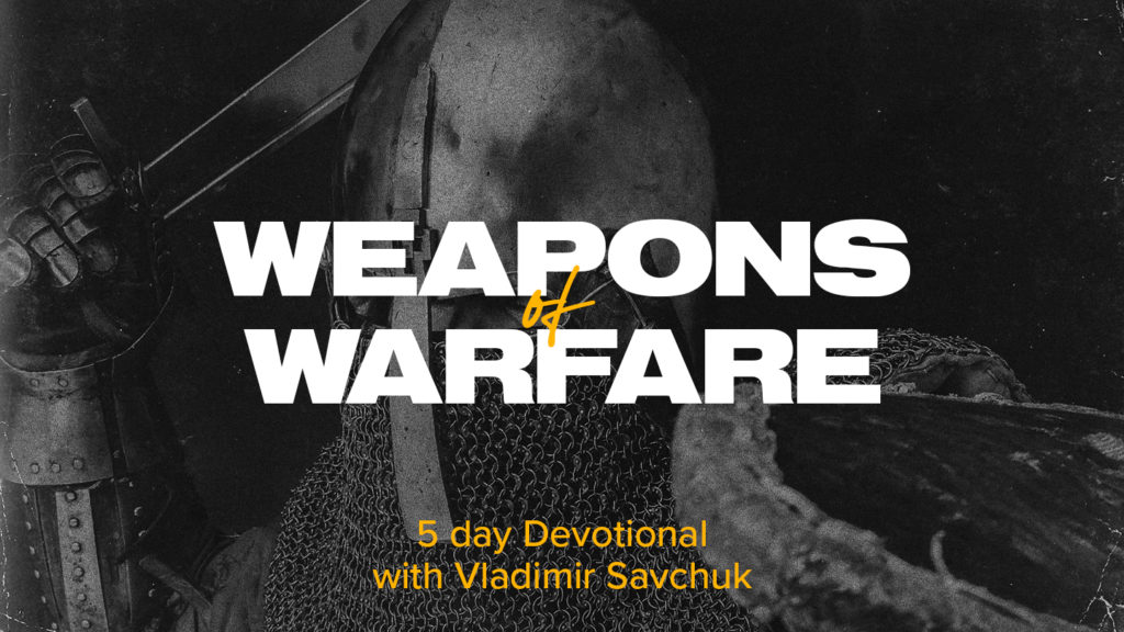 Reading Plan - Weapons of Warfare