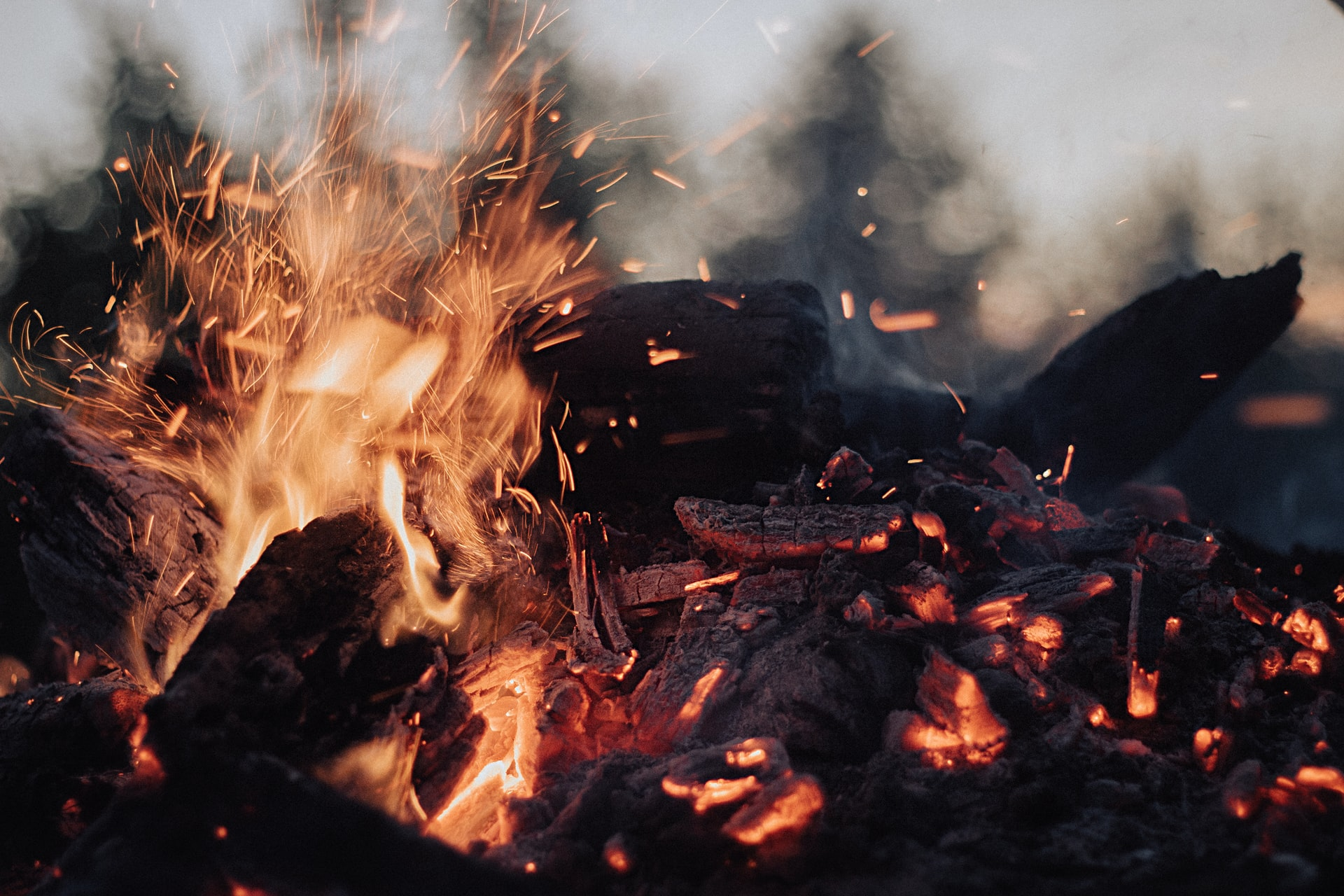 4 Things That Kill the Fire of God
