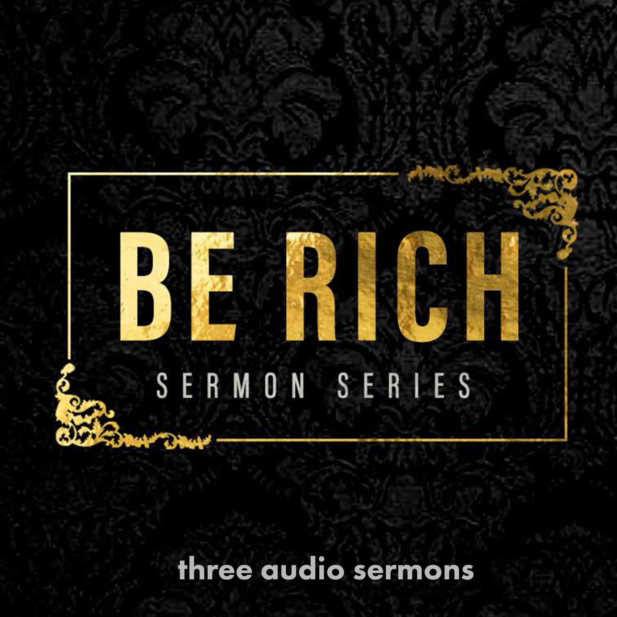 Series: Be Rich