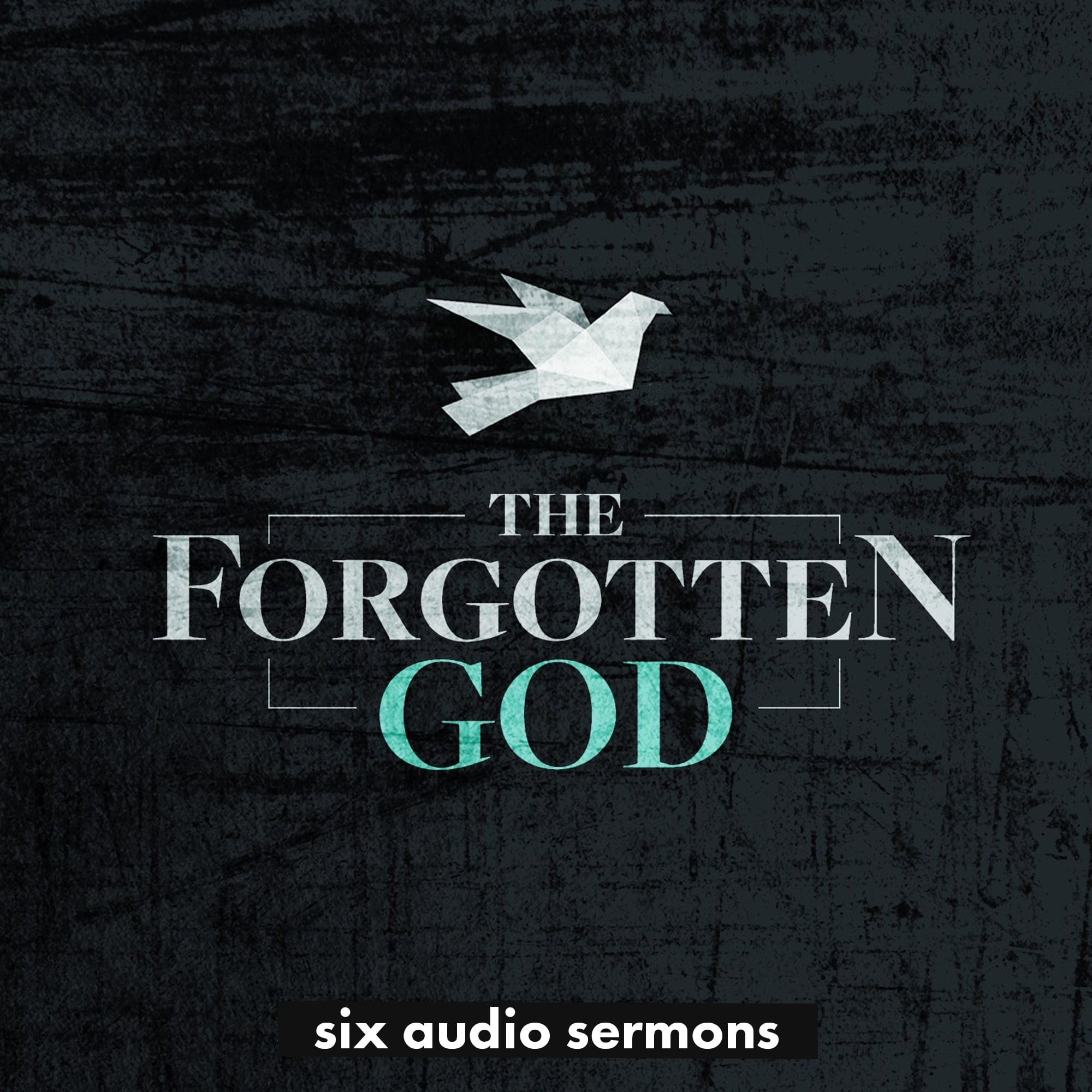 The Forgotten God (Audio Series)