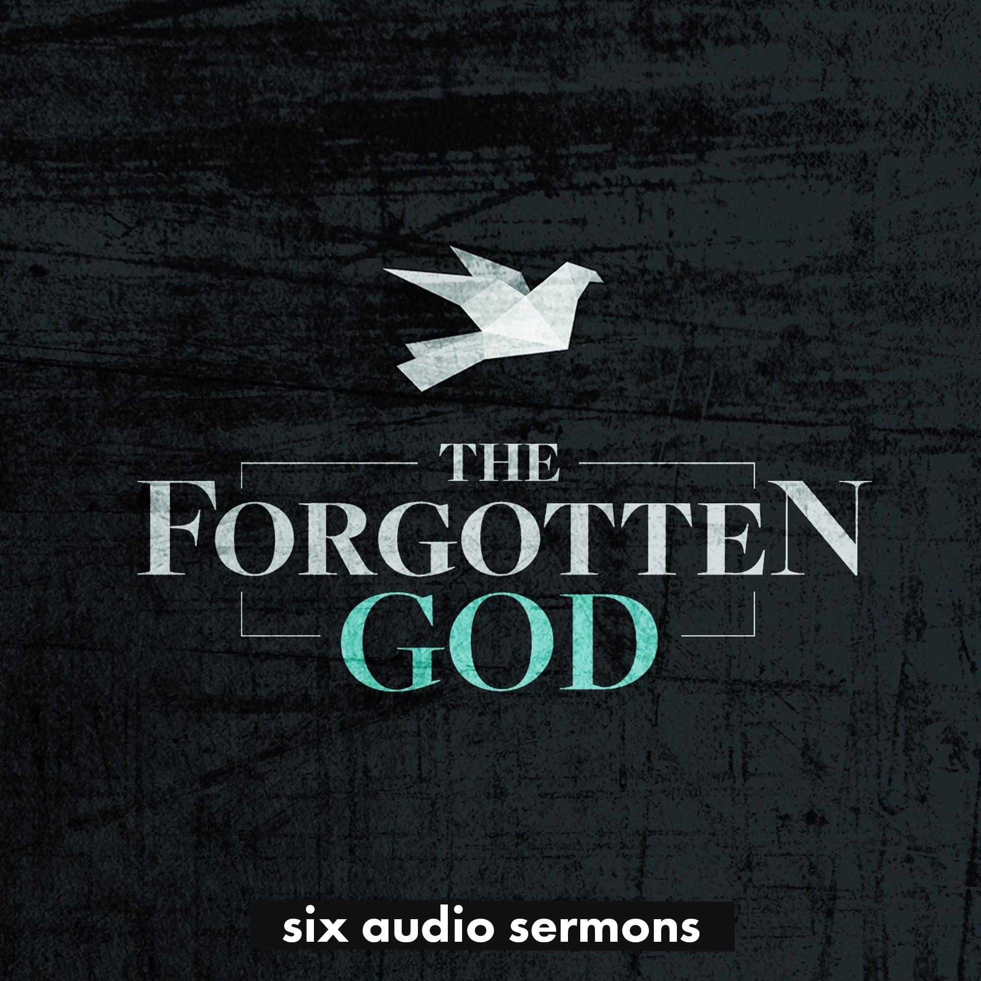 Series: The Forgotten God