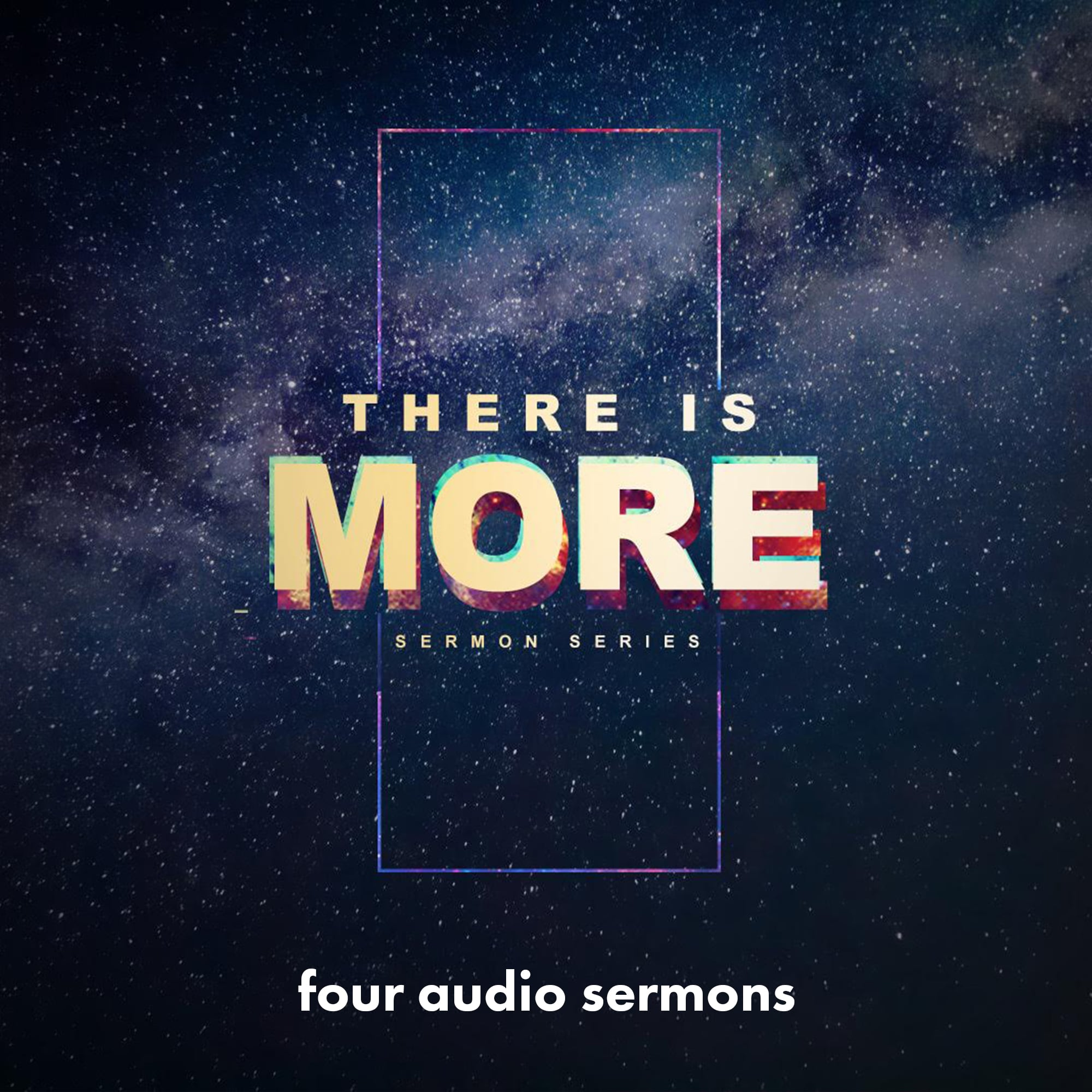There is More (Audio Series)