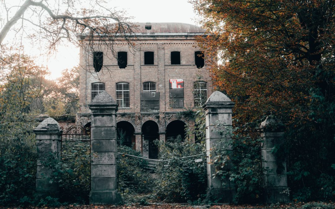 Haunted House? 5 Steps to Cleanse It